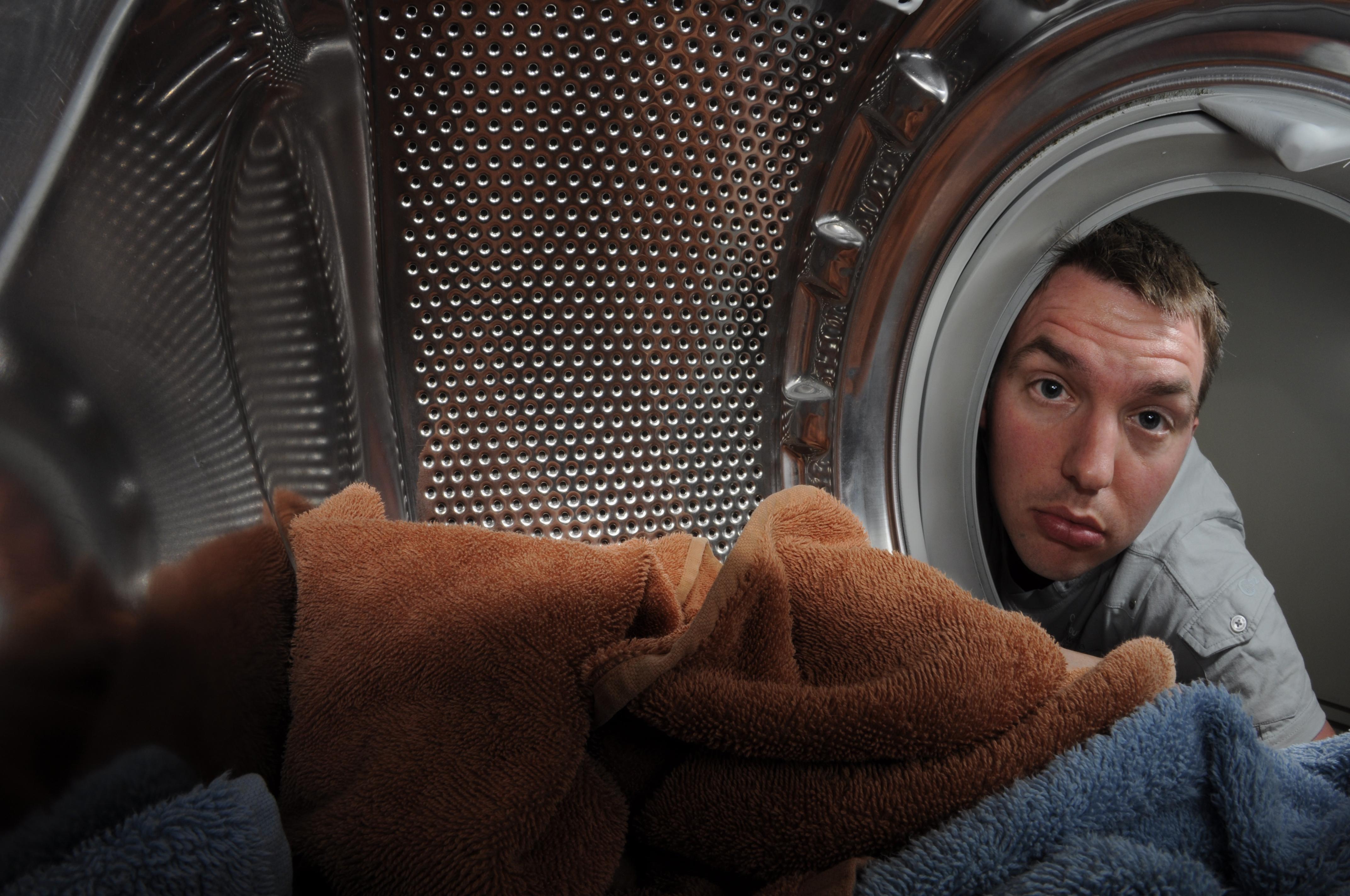 Wasmachine Poging 2